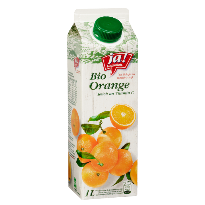 Orangensaft 1lt