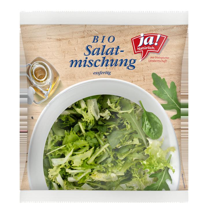 Bio-Salatmischung