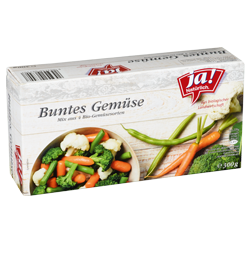 Buntes Gemüse 300G
