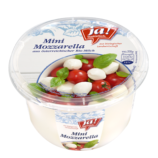 Mini Mozzarella 125g