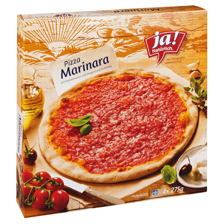 Pizza Marinara 2x275g