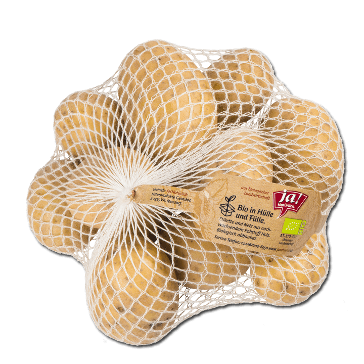 Bio-Erdäpfel Heurige