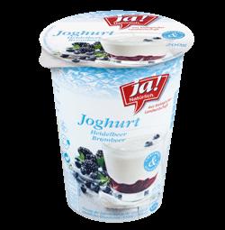 Fruchtjoghurt Heidelbeer Brombeer 1%Fett 200g
