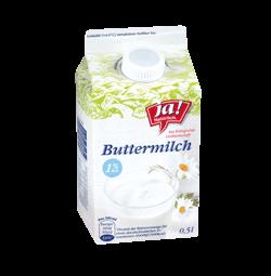Bio-Buttermilch natur
