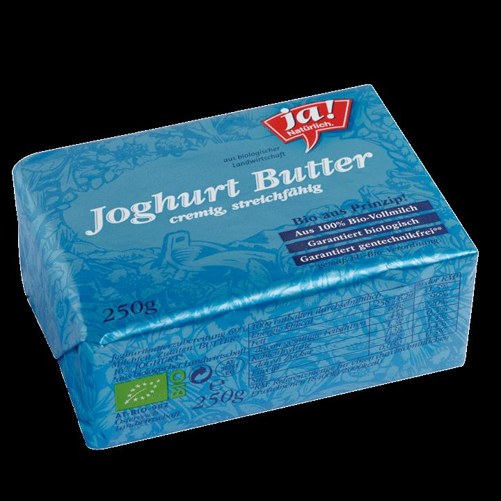 Joghurt Butter
