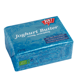 Bio-Joghurtbutter