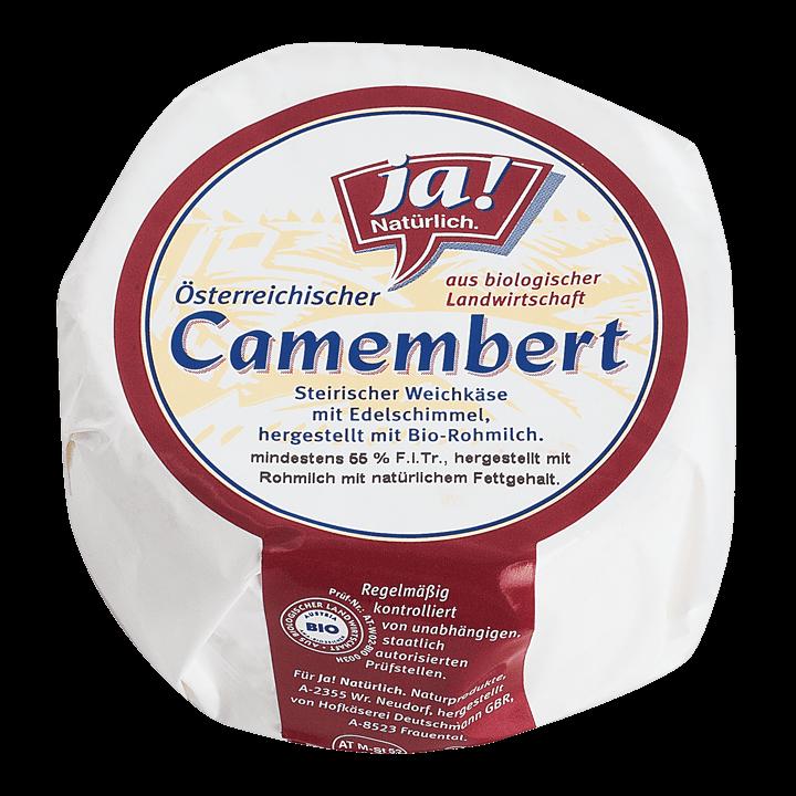 Bio-Rohmilch Camembert
