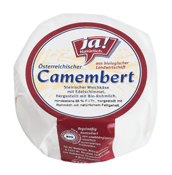 Rohmilch Camembert 200g