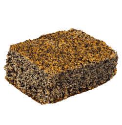 Bio-Mohn-Nuss-Kuchen