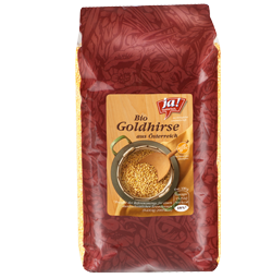 Bio-Goldhirse