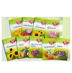 Blumensamen & Gründüngung