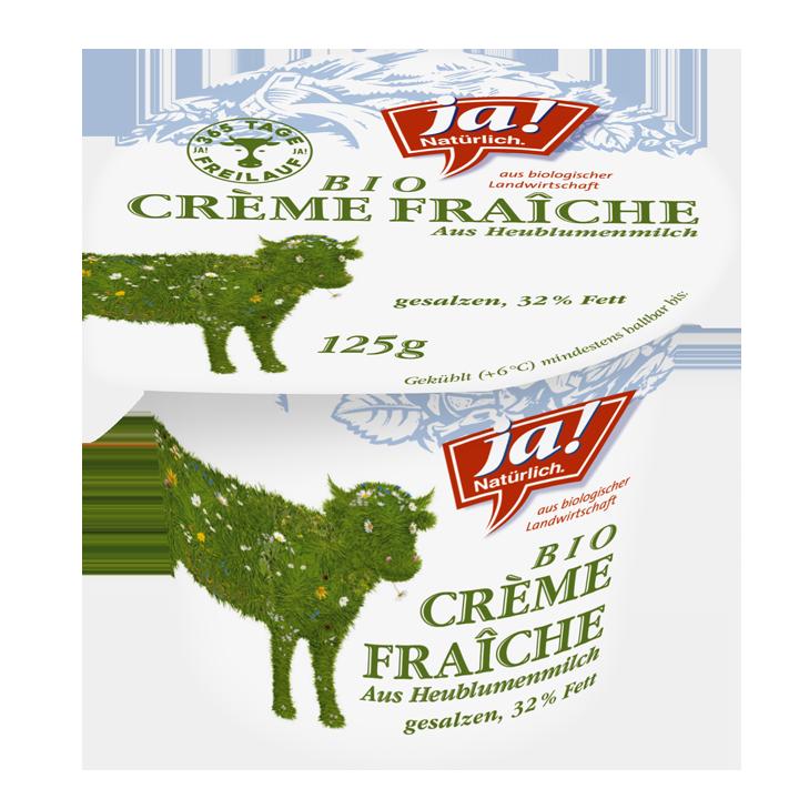 Bio-Crème fraîche