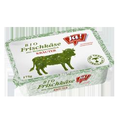 Heumilch Frischkäse Kräuter 175g