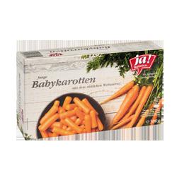 Bio-Babykarotten
