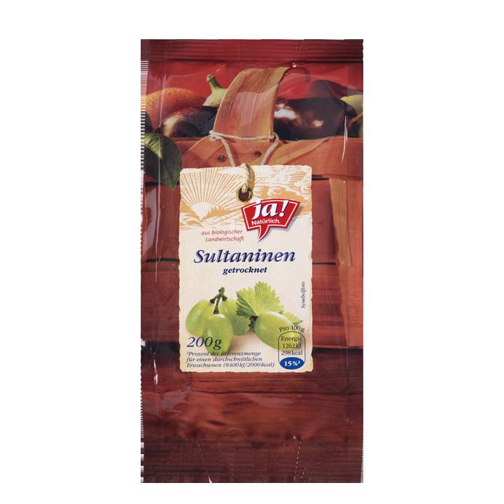 Bio-Sultaninen
