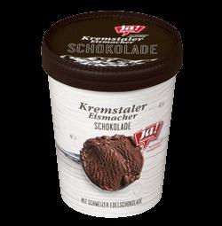 Kremstaler Eismacher Schokoladen Eis 500 ML