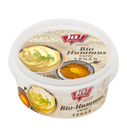 Bio-Hummus Curry