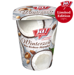 Winterzeit Kokos Mandel