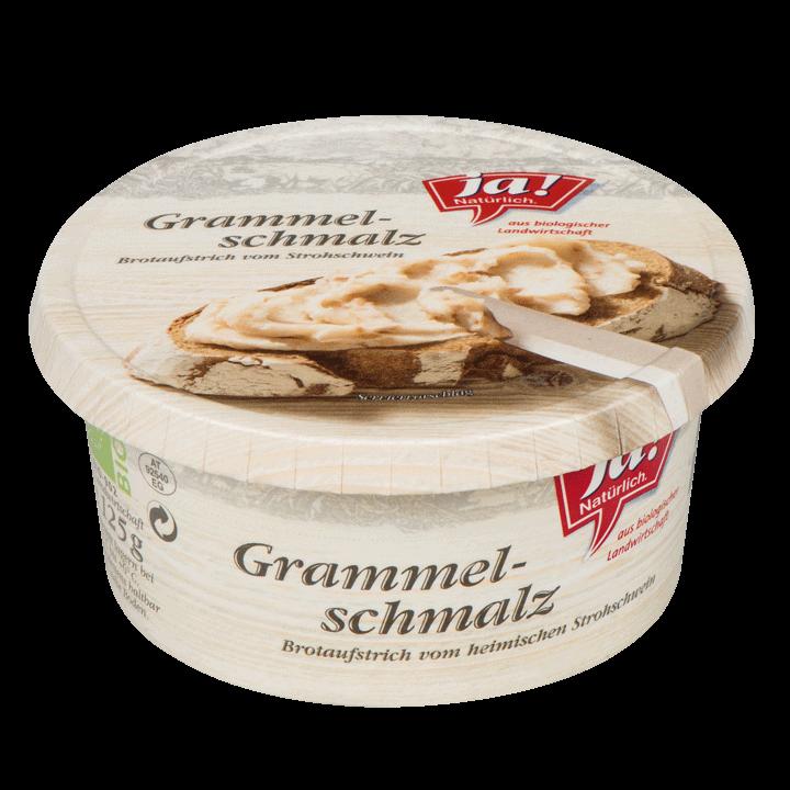 Grammelschmalz Vom Strohschwein 125g