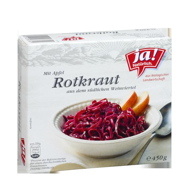 Bio-Rotkraut