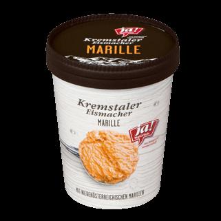 Kremstaler Eismacher Marille Eis 500 Ml