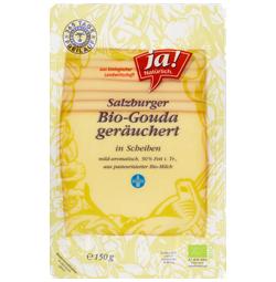 Gouda Scheiben Geräuchert 50% F.I.T. 150g
