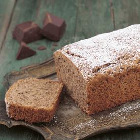Schoko-Dinkel-Kuchen