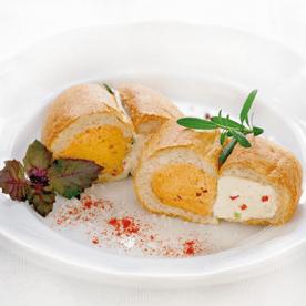 Zweierlei Paprika, scharf & süß, in der Langsemmel