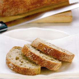 Kräuter-Meersalzbaguette